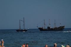 Czołówka na morzu - część 2